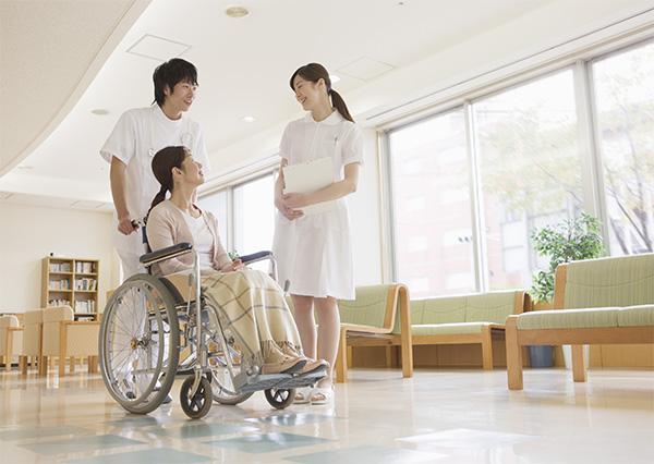 介護士の業務品質向上